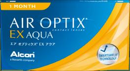 エア オプティクス® EX アクア イメージ